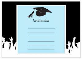 Dibujos Y Plantillas Para Imprimir Tarjetas De Graduacion Para