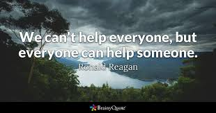 Quotes On Helping Others Best Ronald Reagan Quotes BrainyQuote
