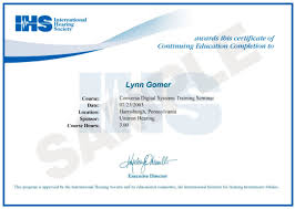 What Is Course Completion Certificate E Certificates Of Completion For Continuing Education