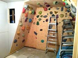 rock climbing wall keep your kids active all year with a home diy child free climber climbing wall for an outdoors themed bedroom diy kids childrens