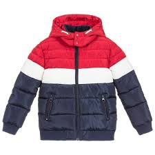 Kids Designer Coats Boys Padded Puffer Jacket For Boy By Levis Discover The