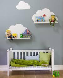 Diy kids room Bedroom Ideas These Cloudshaped Shelves Are Great Choice For Children Who Love To Read Take Your Kids Room Storage Space To The Next Level With This Diy Tutorial Cute Diy Projects Be Your Childs Superhero Mum With These Great 30 Kids Room Decor