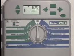 hunter pro c sprinkler controller youtube Hunter Pro C Wiring Diagram Hunter Pro C Wiring Diagram #28 Hunter Pro C Irrigation Manual