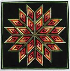 diamond log cabin quilt pattern - Google Search | Quilting ... & Free Big Block Quilt Patterns | Very Special Collection - Bulletin Board. Log  Cabin ... Adamdwight.com