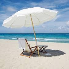 beach umbrella. Beach Umbrella A