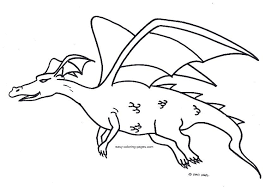 Fire Dragon Coloring Pages Fire Coloring Pages Wings Of Fire