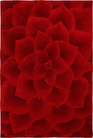 contemporary red area rugs roselawnlutheran modern red and cream rugs
