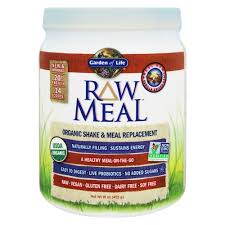 garden of life raw meal organic shake meal replacement vanilla spiced chai 16 ounces