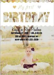 free printable birthday party invitations for girls birthday invitations the first birthday invitation for baby