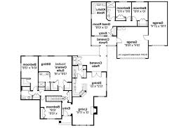 11 beautiful ranch style house plans with inlaw suite 4