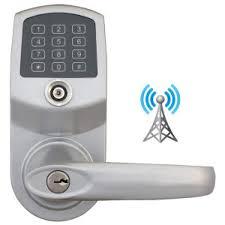 digital office door handle locks. More Views Digital Office Door Handle Locks