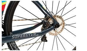 performance road bike cinelli superstar