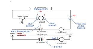 how to add c wire thermostat inside 24 volt transformer wiring 24v Transformer Wiring Diagram i have a 120v duct booster fan 24v thermostat 6azt9 relay adorable 24 volt transformer wiring 120v to 24v transformer wiring diagram