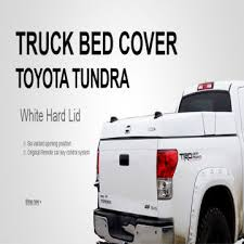 DBT Hard Tonneau Cover for Toyota Tundra pickup trucks | Global Sources