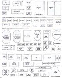 furniture for floor plans. Microscale Furniture Templates For Floor Plans