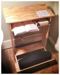 Barnwood Prayer Bench  Wood Projects  Pinterest  Bench Prayer Anglican Prayer Bench