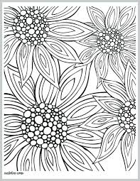 Adult Flower Coloring Pages Avusturyavizesiinfo