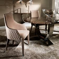 luxury dining room sets marble. beautiful luxury contemporary quilted nubuck leather italian dining chairs oval high end  marble table set in luxury room sets