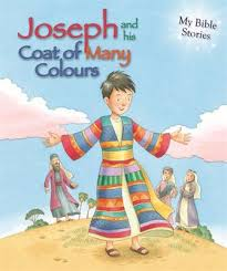 My Bible Stories: Joseph and His Coat of Many Colours by Sasha Morton |  Waterstones