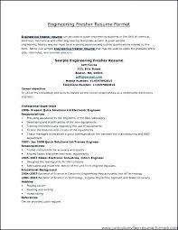 It Resume Format Download In Word Format A Resume In Word Resume Format Download Free In Word Also