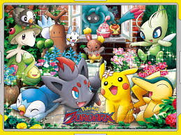 Nội dung của phim Pokémon 13: Bá Chủ Của Ảo Ảnh Zoroark
