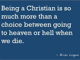 Being Christian Quotes Best Of Quotes About Being A Christian 24 Quotes