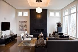 Modern Classic modern-living-room