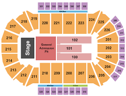 Pinnacle Bank Arena Seating Chart Tool Buy Korn Tickets Seating Charts For Events Ticketsmarter