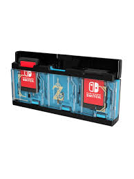 <b>Nintendo Switch Кейс Hori</b> (Zelda) для хранения 6 игровых карт ...