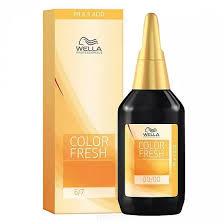 Wella <b>Оттеночная краска для волос</b> Color Fresh Asid без аммиака ...