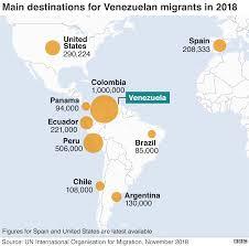 Charts Venezuela Venezuela Crisis In Nine Charts Newsmakers Venezuela
