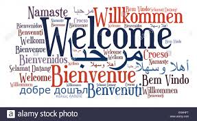 Image result for welcome word