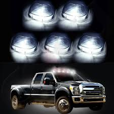 2019 F250 Smoked Cab Lights 2019 5 Smoke Roof Running Lights Cab Marker Cover Xenon White T10 Led Bulbs For Ford From Suozhi1999 26 32 Dhgate Com