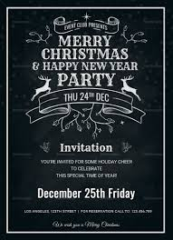 Christmas Holiday Invitations Christmas Holiday Invitation Card