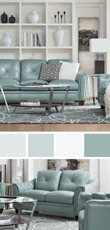 Leather Couch Decorating Living Room 17 Best Ideas About Blue Leather Couch On Pinterest Leather