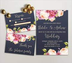 Great Photoshop Wedding Invitation Templates Free Collection