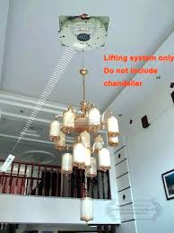 fresh motorized chandelier for chandeliers lift systems motorized chandelier lift 93 motorized chandelier lift
