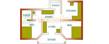beautiful kerala home design home plan 650 sq ft