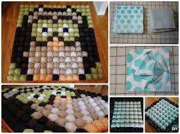DIY Puff Bubble Blanket Biscuit Quilt Sew Pattern Instruction [Video] & DIY Pixel Owl Bubble Quilt Sew Pattern Puff Blanket Biscuit Quilt Sew  Pattern Instruction - video Adamdwight.com