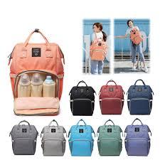 <b>Mummy Maternity</b> Nappy <b>Bag</b> Large Capacity Nappy <b>Bag Travel</b> ...