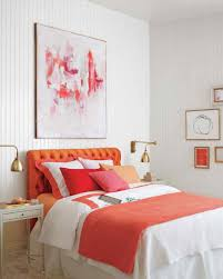 all white bedroom decorating ideas. Color-Blocking Decorating All White Bedroom Ideas