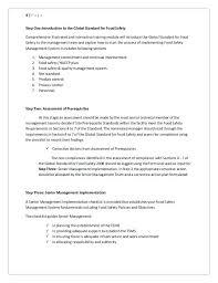 Haccp Manual Template – Thesoundmind