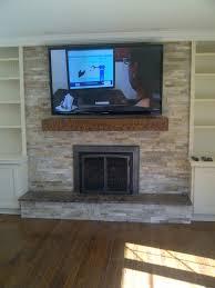 Fascinating Tv Mantel Contemporary - Best idea home design .