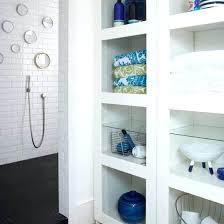shower storage ideas built in bathroom shower storage ideal home tile shower storage ideas