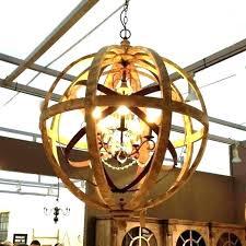 wood chandelier diy round wood chandelier wood chandelier wood orb chandelier