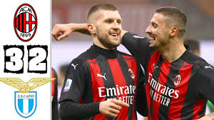 AC Milan vs Lazio 3 2 Extended Highlights & All Goals 2020 HD - YouTube