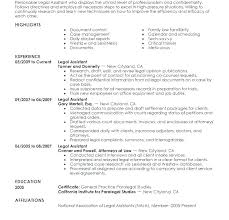 Office Assistant Resume Sample Extraordinary Legal Assistant Resumes Office Assistant Resume Legal Assistant