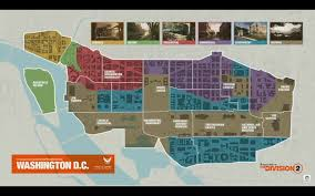 THE DIVISION 2 MAP - Album on Imgur