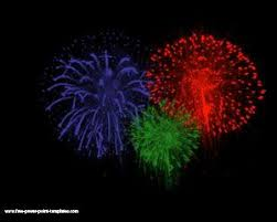 animated fireworks background for powerpoint. Wonderful For This Is A Fireworks Powerpoint  On Animated Background For T