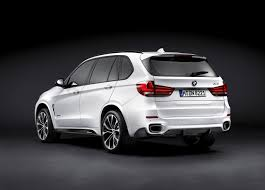 High Performance and Track-worthy 2015 BMW X5 Monster SUV